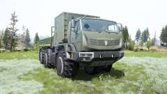 KamAZ-6345 Arctic for MudRunner
