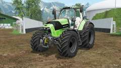 Deutz-Fahr 7210&7250 TTV Agrotron for Farming Simulator 2015