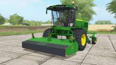 John Deere W260 pantone green for Farming Simulator 2017