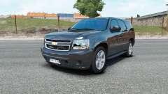 Chevrolet Tahoe (GMT900) 2007 for Euro Truck Simulator 2