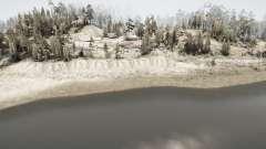 Lalaska reservoir for MudRunner