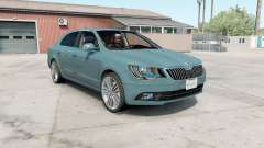 Skoda Superb (3T) for American Truck Simulator