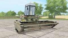 Fortschritt E 302 locust for Farming Simulator 2017