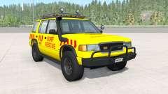 Gavril Roamer Surf Rescue v0.5 for BeamNG Drive