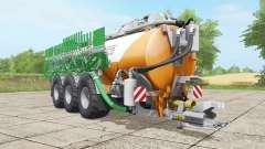 Kaweco Turbo Tanken cadmium orange for Farming Simulator 2017