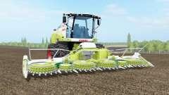 Claas Jaguaᶉ 840-870 for Farming Simulator 2017
