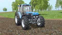 New Hollaɲɗ 8340 for Farming Simulator 2017
