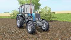 MTZ-1025 Below for Farming Simulator 2017