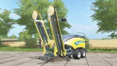 New Holland BigBaler 1290 Ɲadal R90 for Farming Simulator 2017