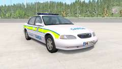 Ibishu Pessima 1996 Garda Siochana for BeamNG Drive