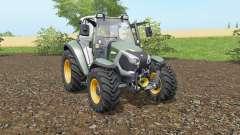 Lindner Lintraƈ 90 for Farming Simulator 2017