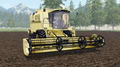 New Holland TF78 arylide yellow for Farming Simulator 2015