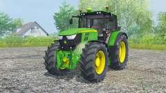 John Deere 6150M for Farming Simulator 2013