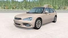Hirochi Sunburst wagon v1.11 for BeamNG Drive
