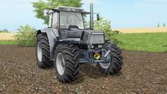 Deutz-Fahr Agro Star 6.61 Black Beauƫy for Farming Simulator 2017