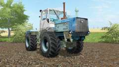 T-150K a moderately blue color for Farming Simulator 2017