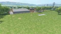 Melbury Estate v1.2.1 for Farming Simulator 2015