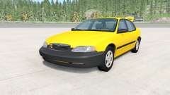 Ibishu Pessima CX 1996 for BeamNG Drive