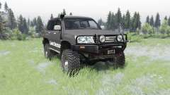 Toyota Land Cruiser 100 GX for Spin Tires