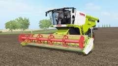 Claas Lexion 780 rio grandᶒ for Farming Simulator 2017