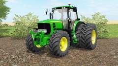 John Deere 7430&7530 Premiuɱ for Farming Simulator 2017