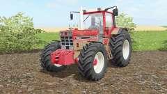 International 1455 XL FL console for Farming Simulator 2017