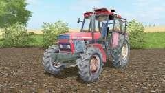 Ursus 1614 fiery rosᶒ for Farming Simulator 2017