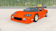 Civetta Bolide Evolution v0.69420 for BeamNG Drive