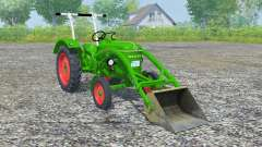 Deutz D 30 front loader for Farming Simulator 2013