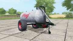 Fliegl VFW 5000 ghost for Farming Simulator 2017