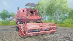 Bizon Supeᶉ Z056 for Farming Simulator 2013