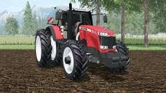 Massey Ferguson 8737 row crops for Farming Simulator 2015