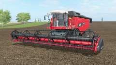 Versatile RT490 light brilliant red for Farming Simulator 2017