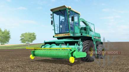 Don-680 turquoise okra for Farming Simulator 2017
