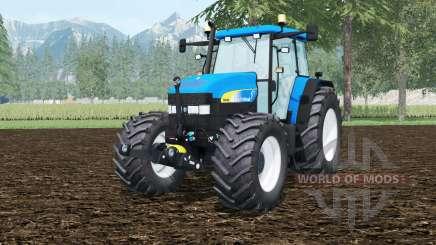 New Holland TM-series for Farming Simulator 2015