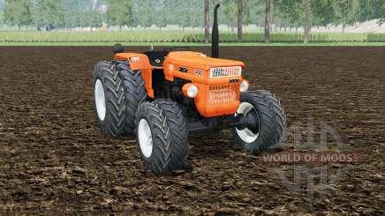 Fiat 450 twin wheels for Farming Simulator 2015