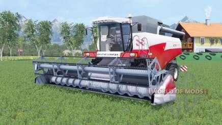 Acros 590 Plus for Farming Simulator 2015