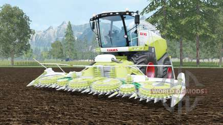 Claas Jaguar 870 june bud for Farming Simulator 2015