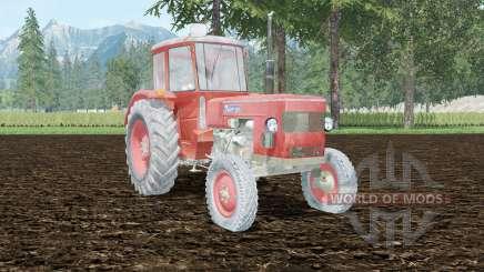Zetoᶉ 5511 for Farming Simulator 2015