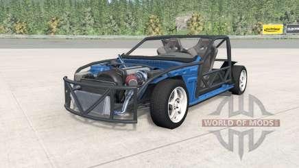 Ibishu 200BX Deathkart v1.1 for BeamNG Drive