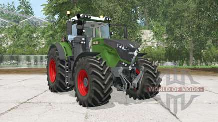 Fendt 1050 Vario mughal greeɳ for Farming Simulator 2015