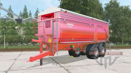Krampe Big Body 750 S for Farming Simulator 2015