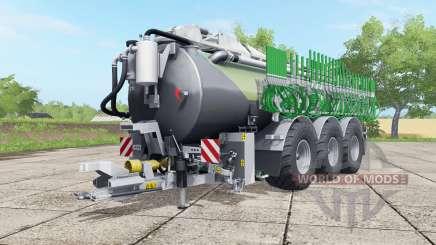 Kaweco Turbo Tanken 30000 for Farming Simulator 2017