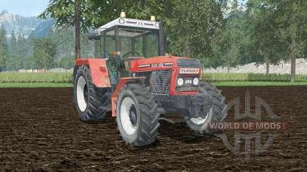 ZTS 16245 sunset orange for Farming Simulator 2015