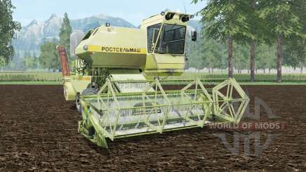 SK-5 Niva ninasimone-green color for Farming Simulator 2015