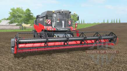 Torum 760 red-coral color for Farming Simulator 2017