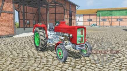 Ursus C-360 amaranth red for Farming Simulator 2013