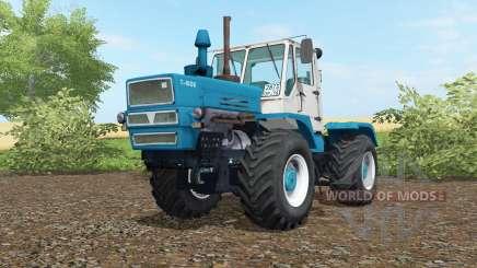 T-150K bondi blue for Farming Simulator 2017
