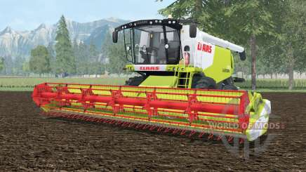 Claas Lexioꞑ 750 for Farming Simulator 2015