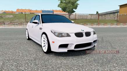 BMW M5 (E60) for Euro Truck Simulator 2